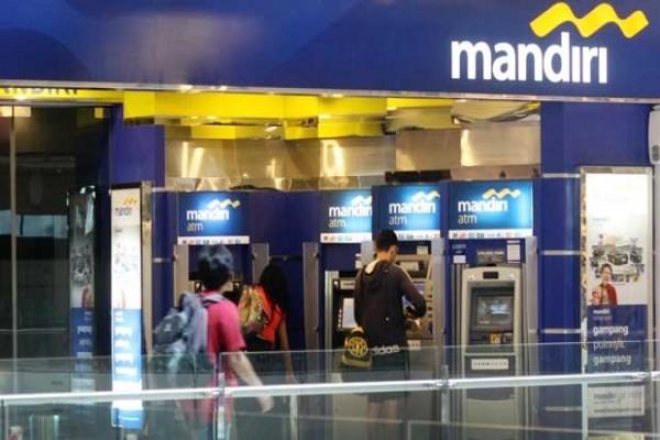 Bank Mandiri Siap Salurkan Kredit Infrastruktur
