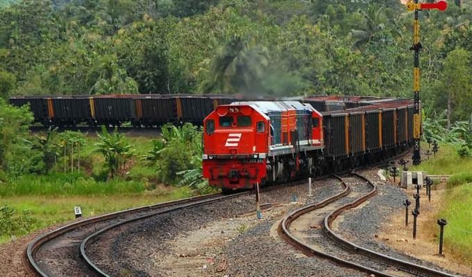Bukit Asam akan Kembangkan 3 Jalur Kereta Api Pengangkut Batu Bara