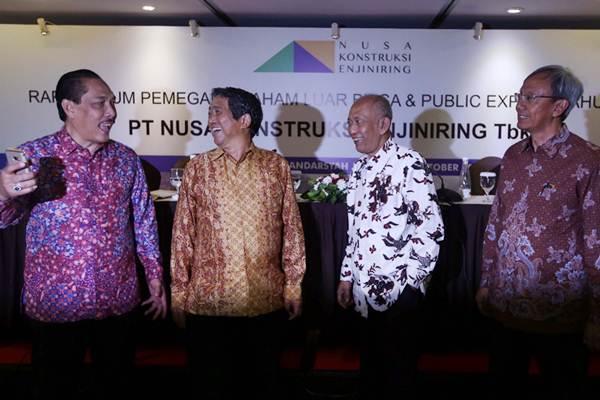 Nusa Konstruksi Enjiniring Optimistis Dapat Capai Target Penjualan 2017