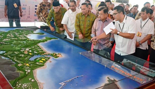 KEK Mandalika Segera Diresmikan Jokowi