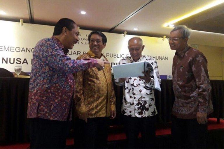 Nusa Konstruksi Enjiniring Optimistis Capai Target 2 Triliun