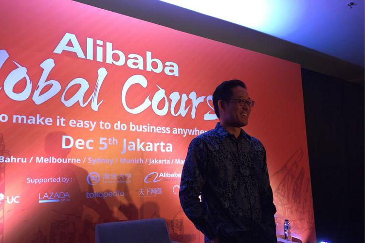 Alibaba: UKM di Indonesia Harus Siap Menghadapi Tantangan di Masa Mendatang