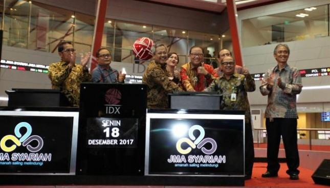 Premi Asuransi Jasa Mitra Abadi Ditargetkan Rp120 Miliar pada 2018