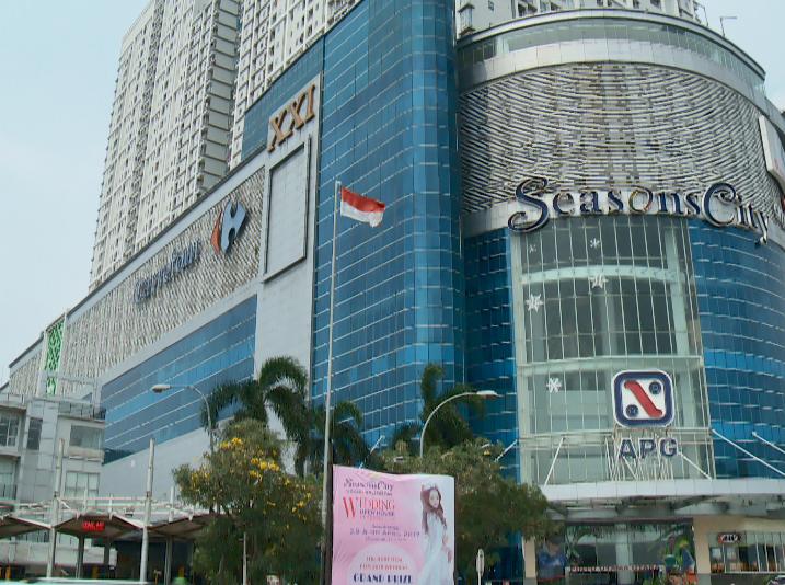 Season City Mall Hadirkan Pemenuhan Kebutuhan Tempat Pernihakan