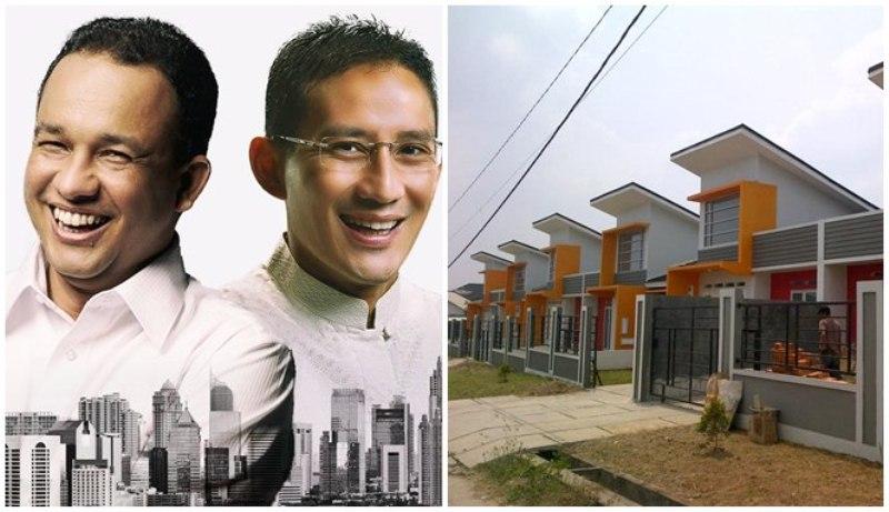 Program Rumah DP Rp 0 Belum Cukup Penuhi Kebutuhan Rumah di DKI