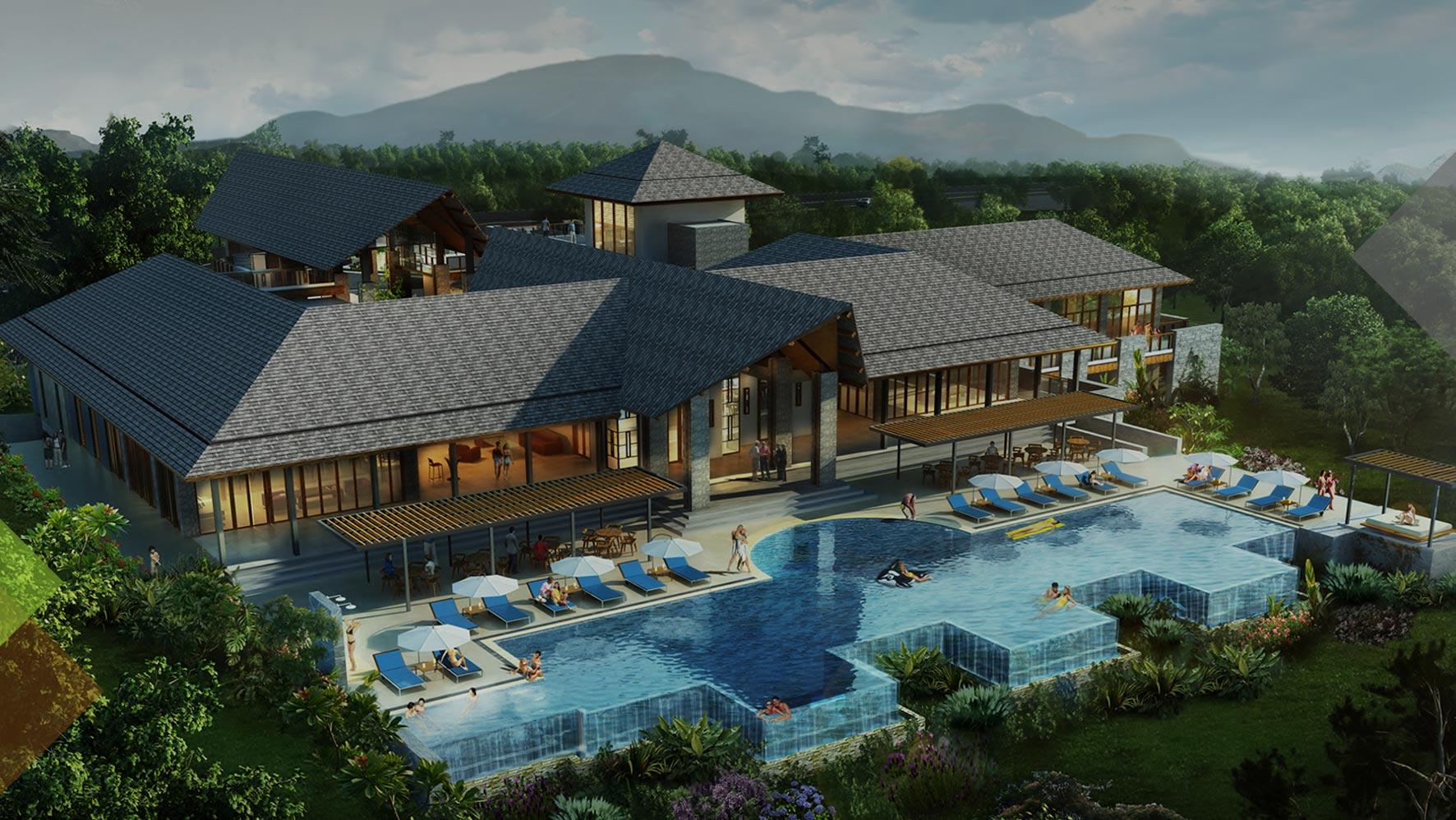 Vimala Hills Villa & Resort Telah Pasarkan 11 Klaster