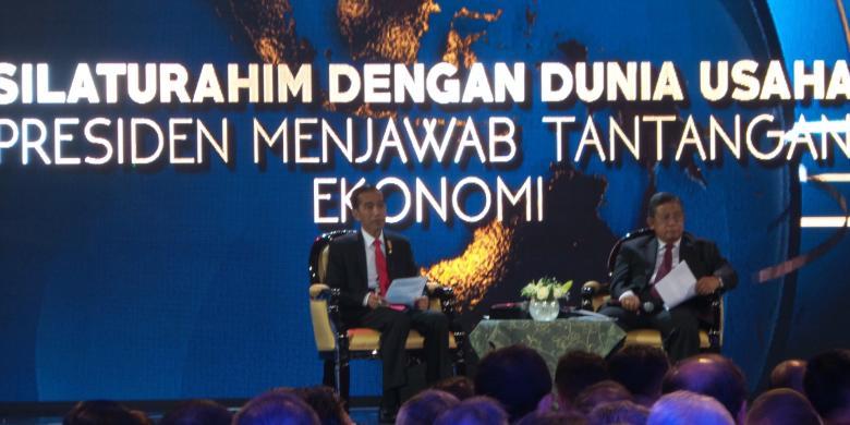 Paket Kebijakan Ekonomi Jokowi-JK Masih Banyak Kendala