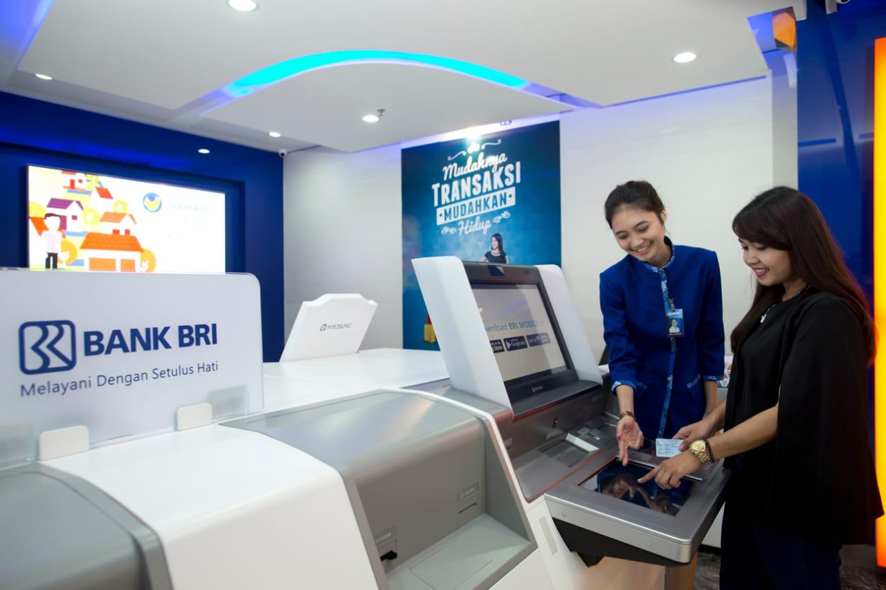 Bank Indonesia Nobatkan BRI  Sebagai Bank Pendukung UMKM Terbaik