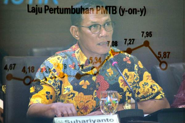 Ekonomi Indonesia Tumbuh 5,17 Persen di Kuartal III-2018