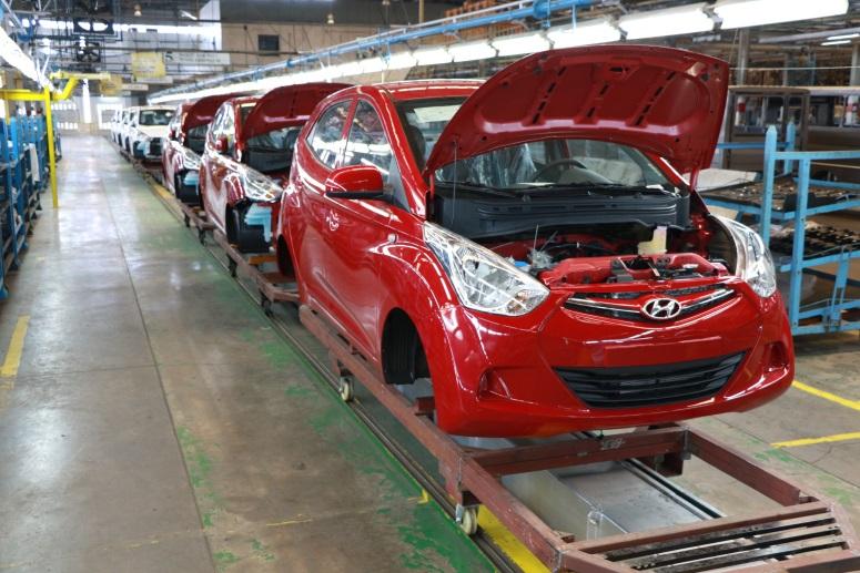 Hyundai Masih Nego Sengit Soal Insentif Investasi di Indonesia